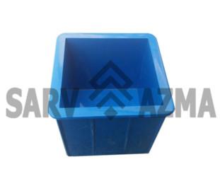 قالب نمونه گیری بتن مکعبی 15*15 پلاستیکی