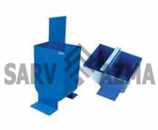 دستگاه تعیین کارپذیری به روش باکس U شکل