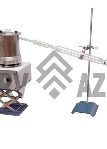 دستگاه تقطیر قیر محلول