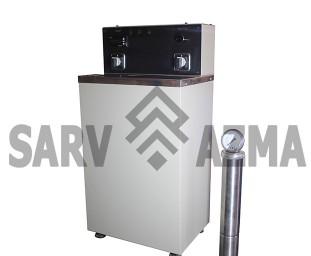 دستگاه فشار بخار مایعات